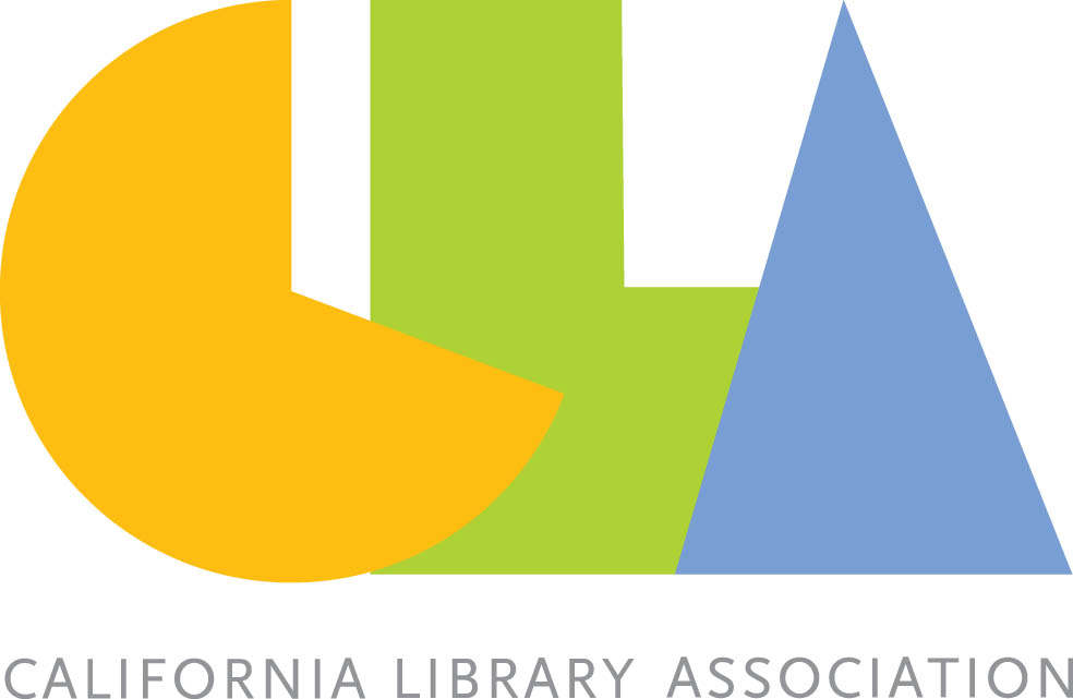 California Library Association logo